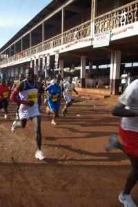 Kumbo Marathon Start